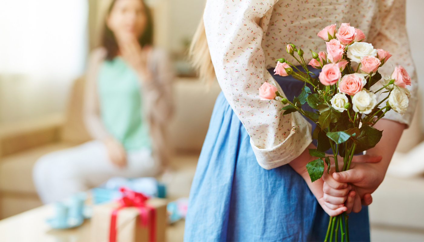 Růže ke dni matek