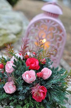 Jaké květiny se hodí na pohřeb
