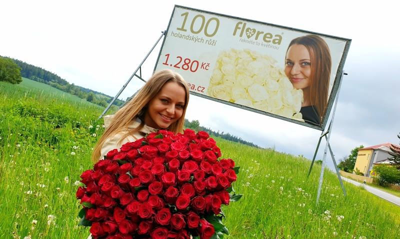 Záruka na dodané květiny a možnost vrácení