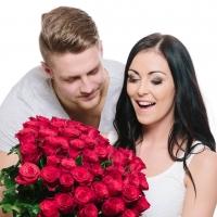 Nosit květiny na první rande?
