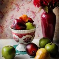 Proč nemíchat řezané květiny s ovocem?