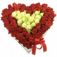 Po čem ženy touží: růže v krabici