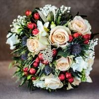 Díl první: výběr svatební kytice