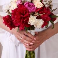 Díl druhý: výběr svatební kytice