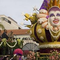 Rose Parade: 18 milionů květin pohromadě