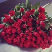 Představujeme: kytice červených růží