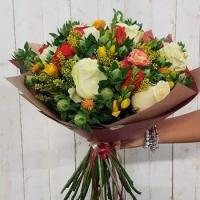 Jak na Florea vznikají aukční kytice