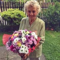 Přáníčka, vzkazy a básničky pro babičku a dědečka