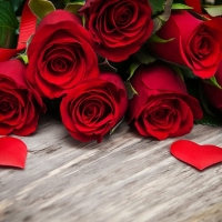 Rozvoz květin na Valentýna 2019