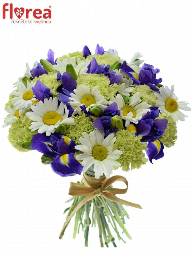 Svatební kytice Florea 4