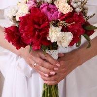 Svatební kytice Florea 7
