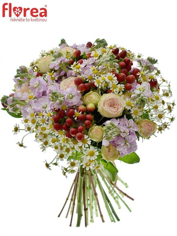 Svatební kytice Florea 1