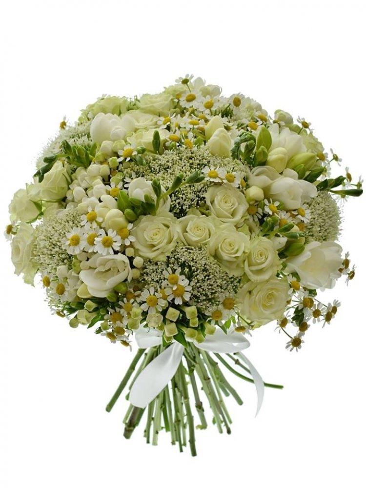 Svatební kytice Florea 5