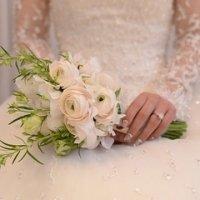 Svatební kytice Florea 8