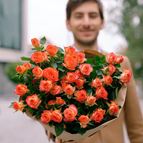 Doručení květin na minutu přesně aneb když načasování hraje roli