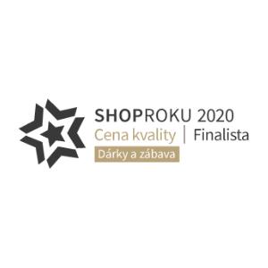 Stříbrná medaile ShopRoku 2020 pro Florea.cz je naše společná. Děkujeme!