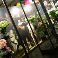 Výstava Flora Holland Trade 2015