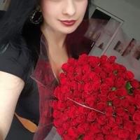 Vítězka kytice růží, která byla určena pro maminku