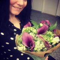 Doručení kytice kal z k aukce kytic na našem Facebooku
