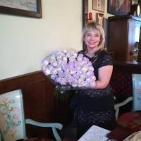 Kytice 50 růží Love Pearl Violet