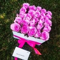 Krabička růží