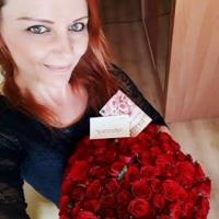 Kytice růží - červené Red Calypso