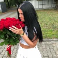 Kytice červených růží Red Naomi