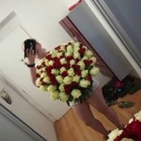 Kytice růží - míchaná