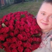 Kytice sto růží El Toro