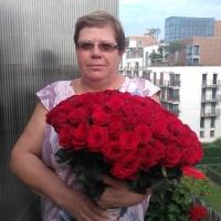 Kytice 100 červených růží Red Naomi