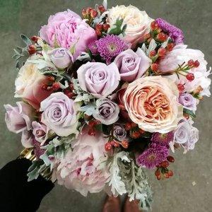 Naše svatební kytice