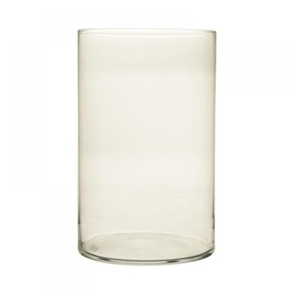 Skleněná váza 883152300 d19cm v30cm