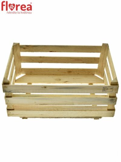 WOOD BOX TUINDECORATIE 60x40x24cm