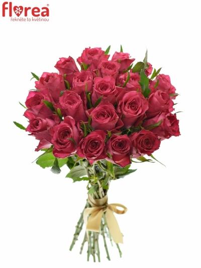 Kytice 21 růžových růží CANDIDATE!