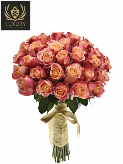 Kytice 35 růží 3D