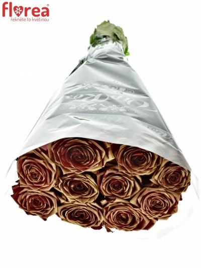 ROSA RED NAOMI! ANTIQUE 60cm