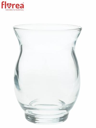 Skleněná váza 883577400 d7cm v9cm