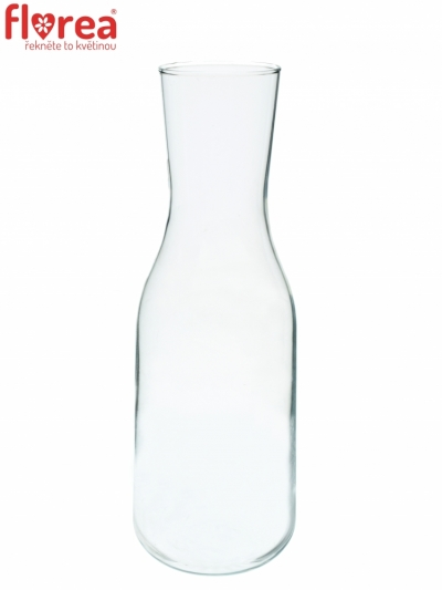 Skleněná váza CARAFE BASTIA v28cm