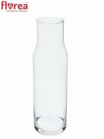 Skleněná váza KARAF v25cm